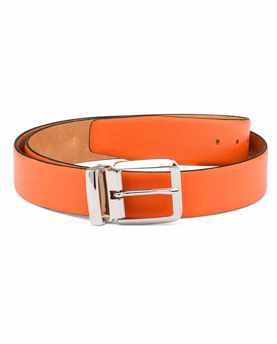 Ladies-Orange-Belt-First-image