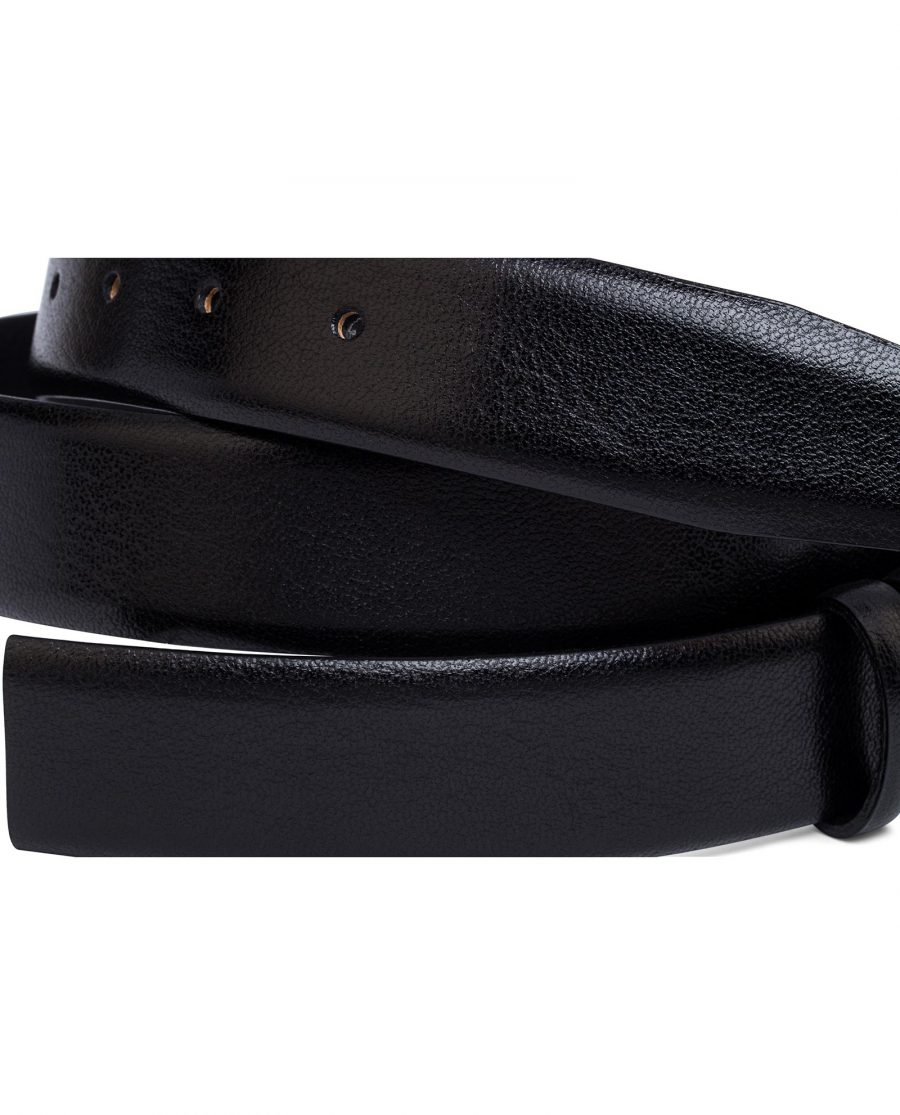 Leather-Belt-Without-Buckle-Main-picture-Close-image