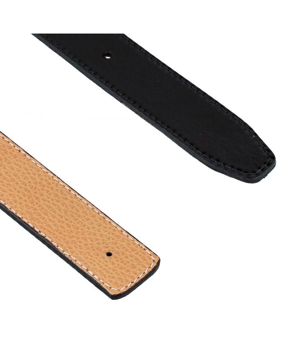 Light-Beige-H-Belt-Strap-31mm-Both-ends