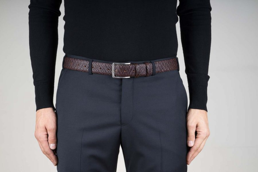 Men's-Brown-Leather-Belt-Exclusive-Live-on-Pants