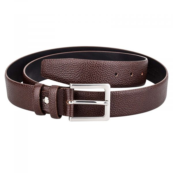 Mens-Belt-Brown-First-picture