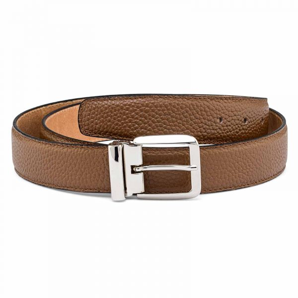 Mens-Feather-Edge-Belt-Italian-buckle