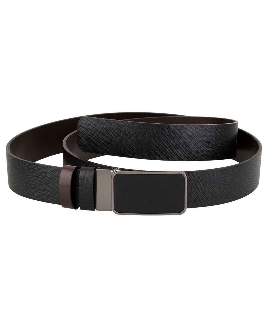 Mens-Saffiano-Leather-Belt-Main-image