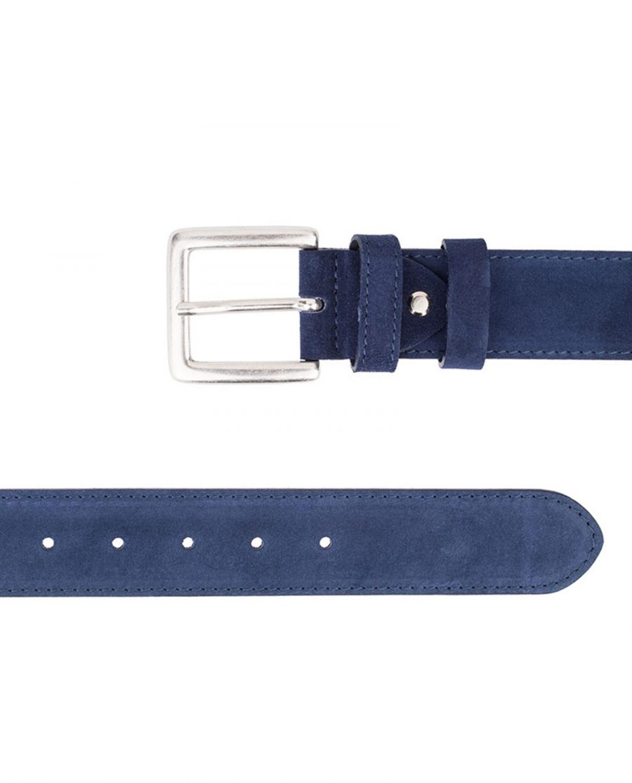 Navy-Suede-Classic-Belt-Both-Sides