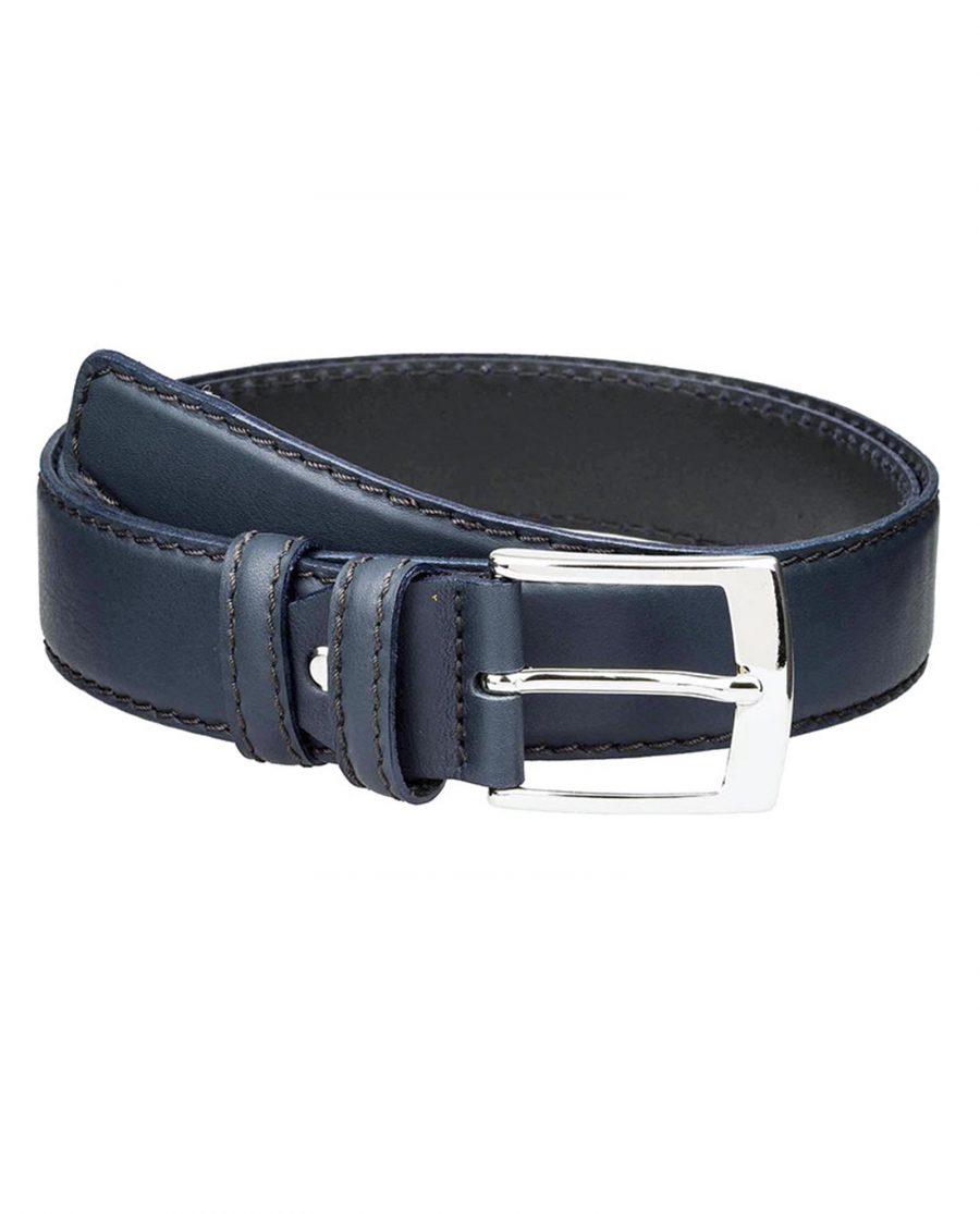 Navy-jeans-belt-soft