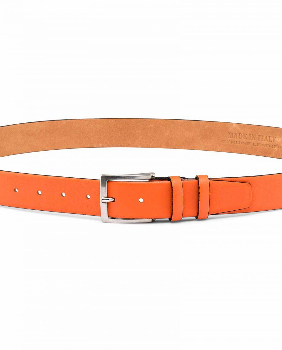 Orange-Womens-Belt-On-pants