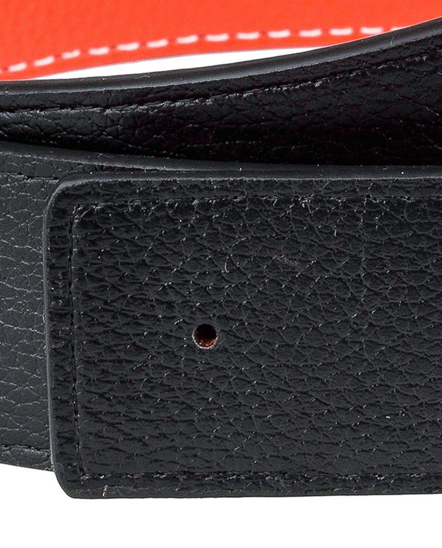 Orange-h-belt-strap-wide-buckle-hole