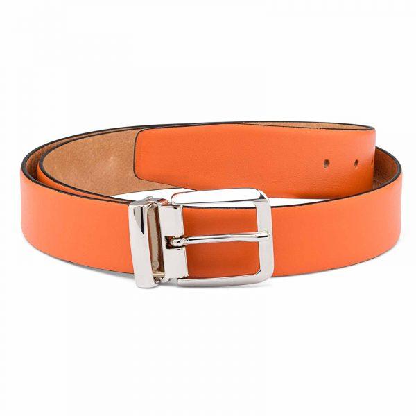 Pale-Ladies-Orange-Belt-for-Jeans-First-image