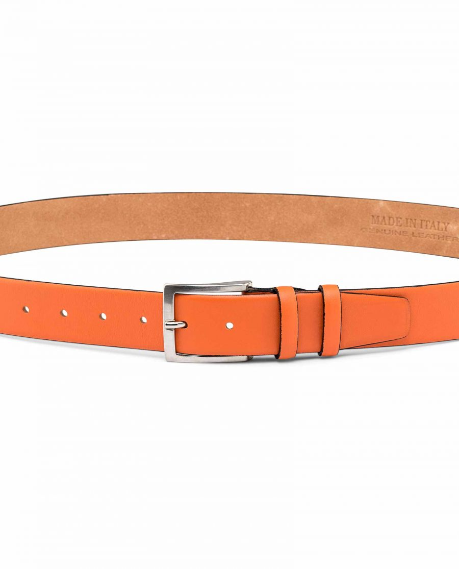 Pale-Orange-Belt-On-pants