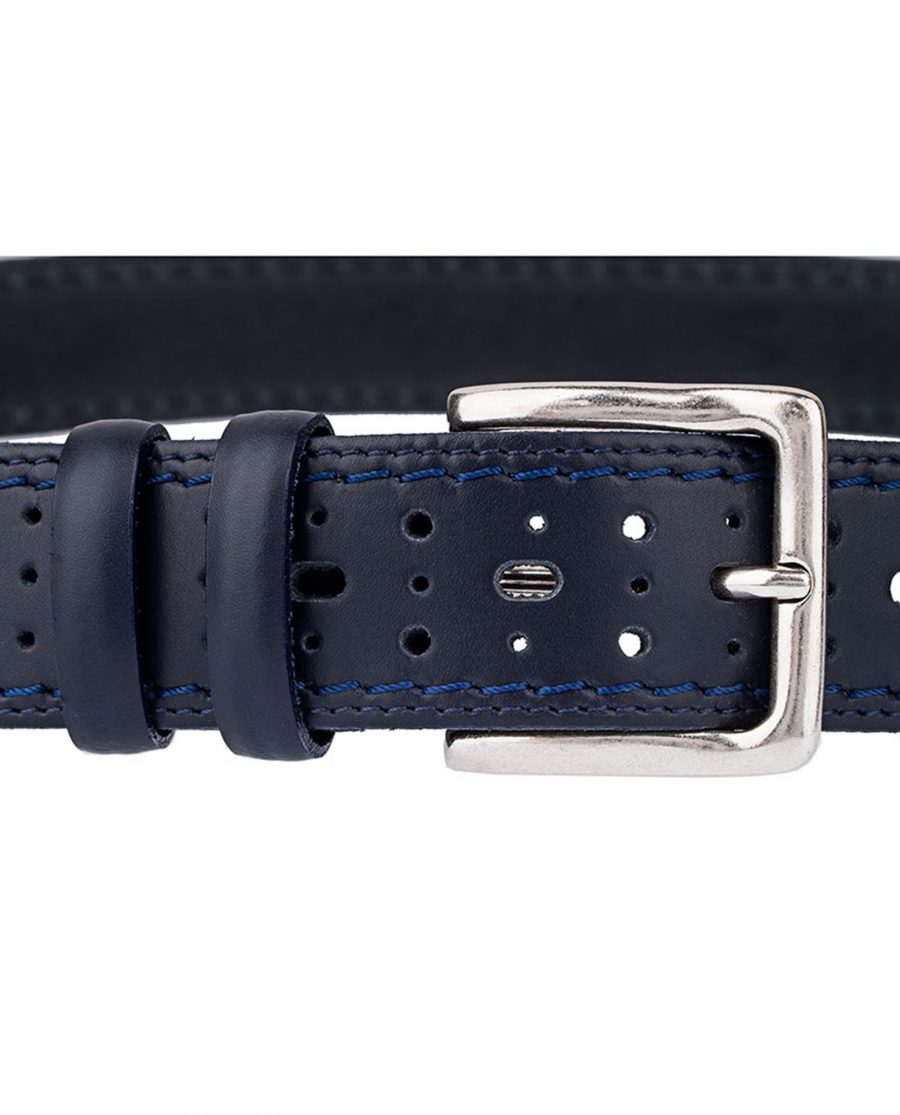 Perforated-Italian-Leather-Belt-Buckle