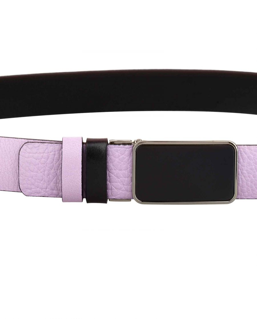 Purple-Designer-Belt-On-pants