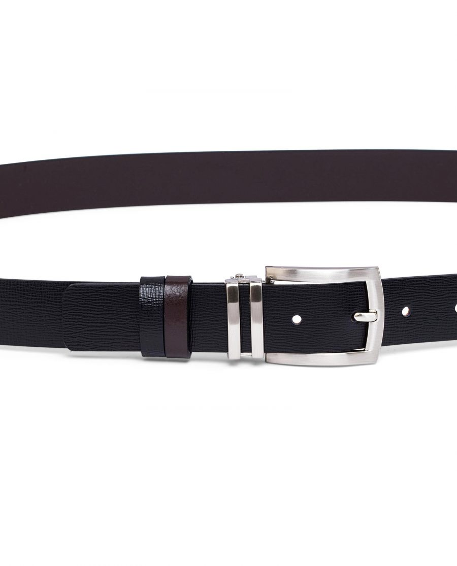 Real-Leather-Belt-Reversible-First-image-On-pants