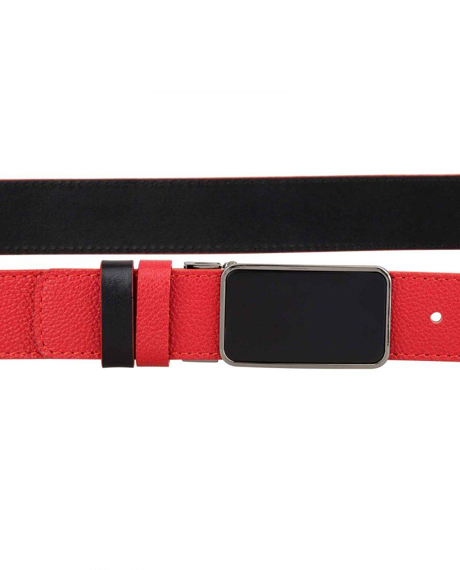 Red-Belt-for-Men-On-pants