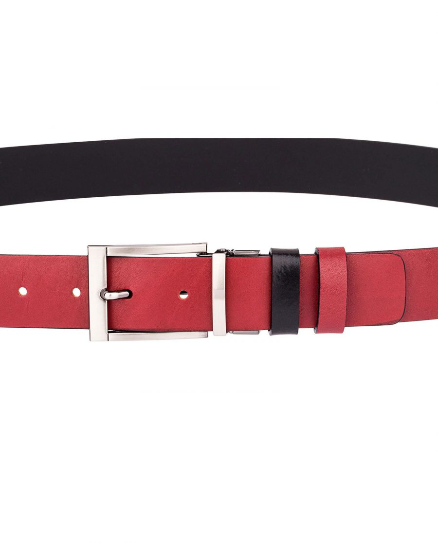 Red-Leather-Belt-Reversible-On-pants