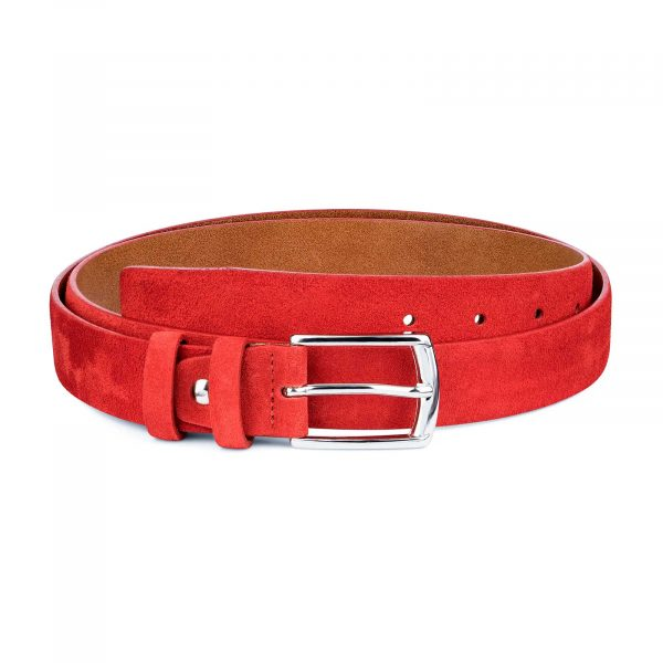 Red-Suede-Leather-Belt-1-1-8-inch-Main-image