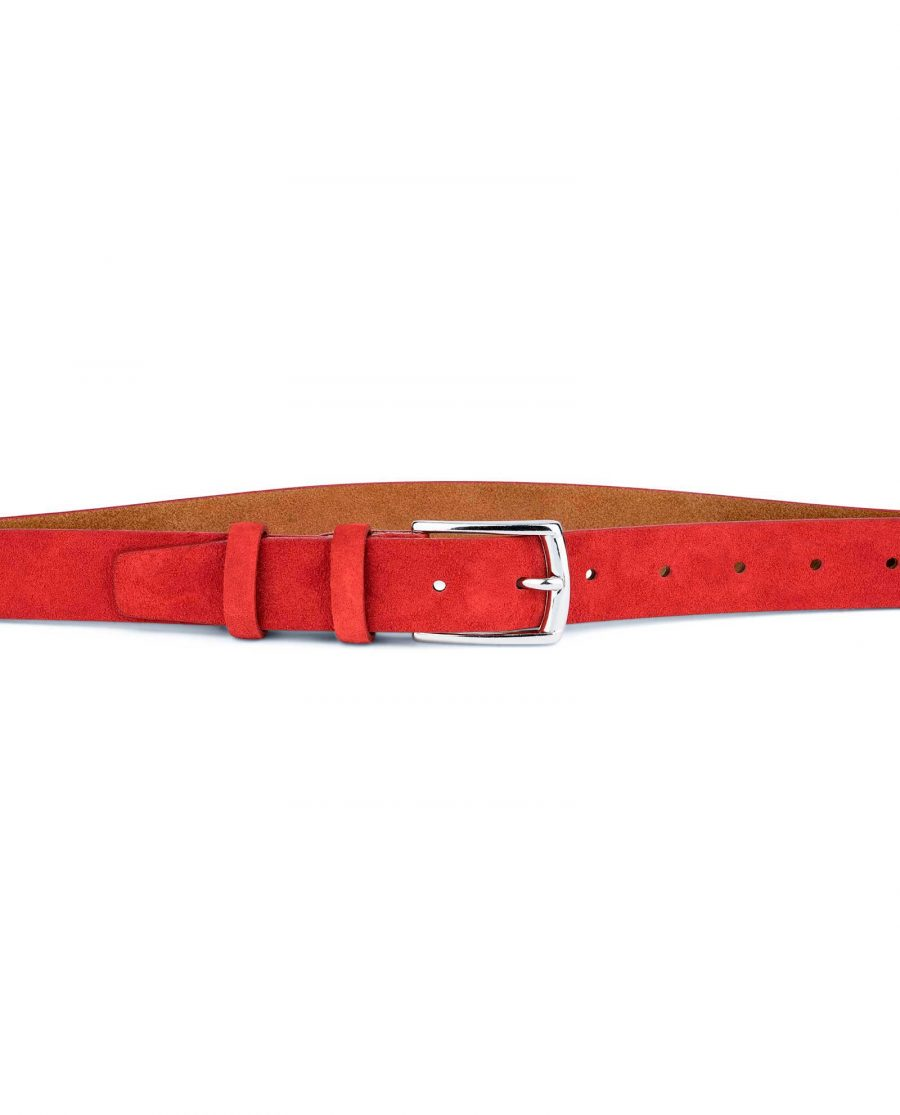 Red-Suede-Leather-Belt-1-1-8-inch-On-pants