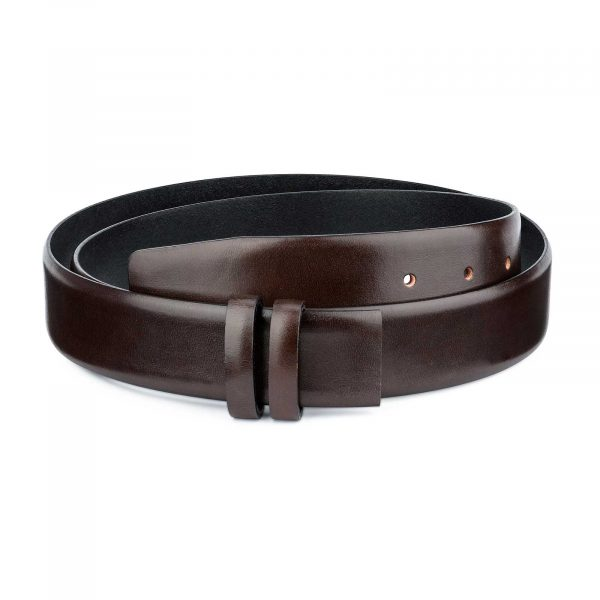 Replacement-Brown-Vegetable-Tanned-Leather-Belt-Main-picture