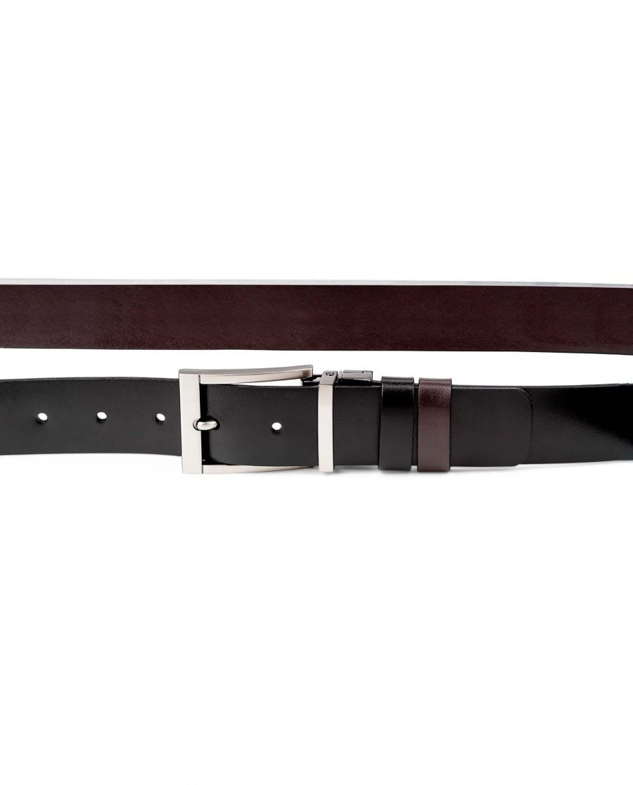 Reversible-Belt-Black-to-Brown-1-3-8-inch-Italian-Leather-by-Capo-Pelle-Black-side