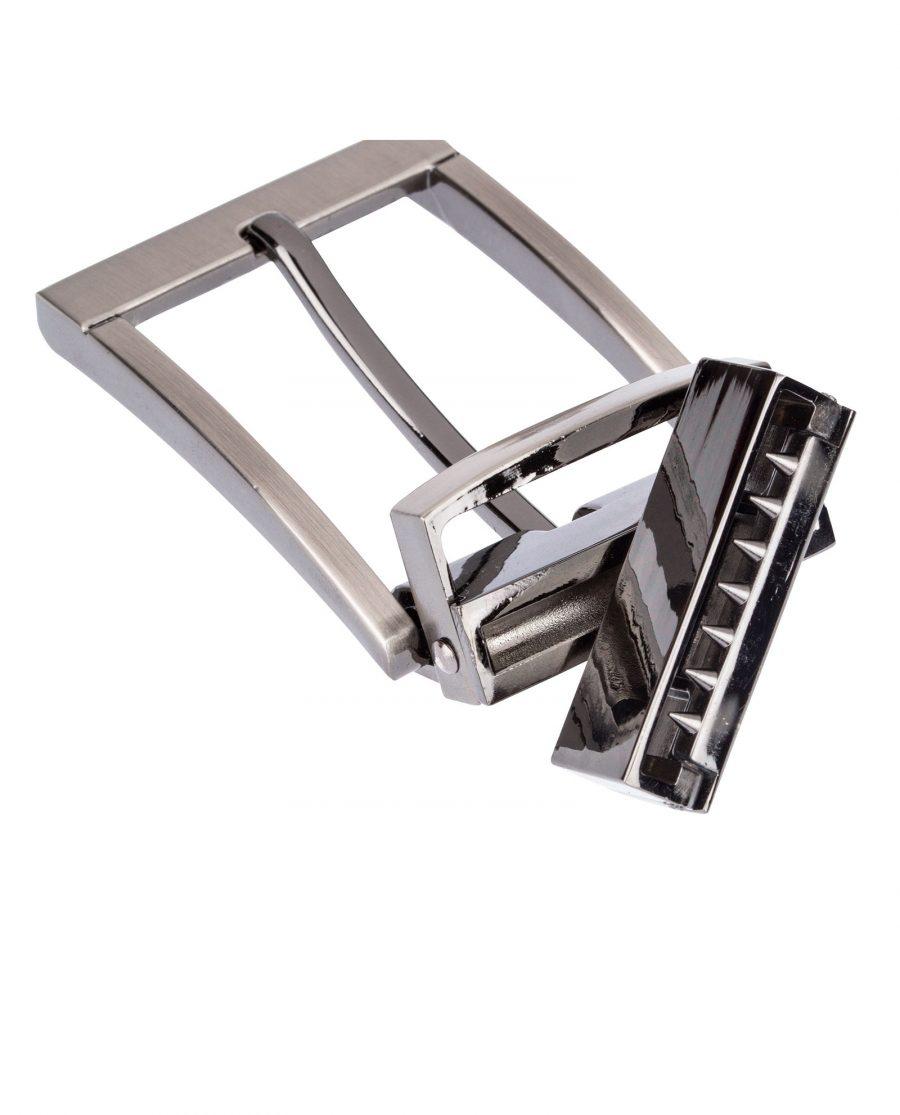 Reversible-Belt-Buckle-Mechanism