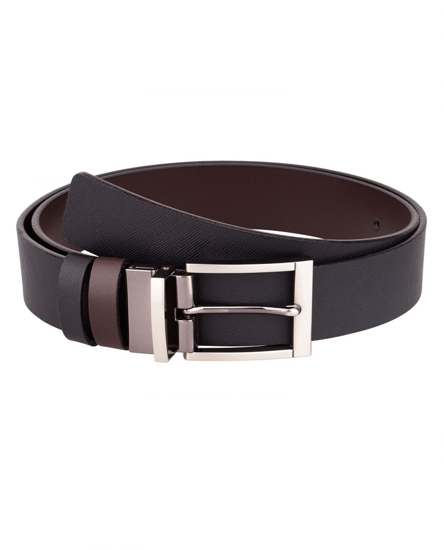 Reversible-Belt-Saffiano-Leather-First-picture