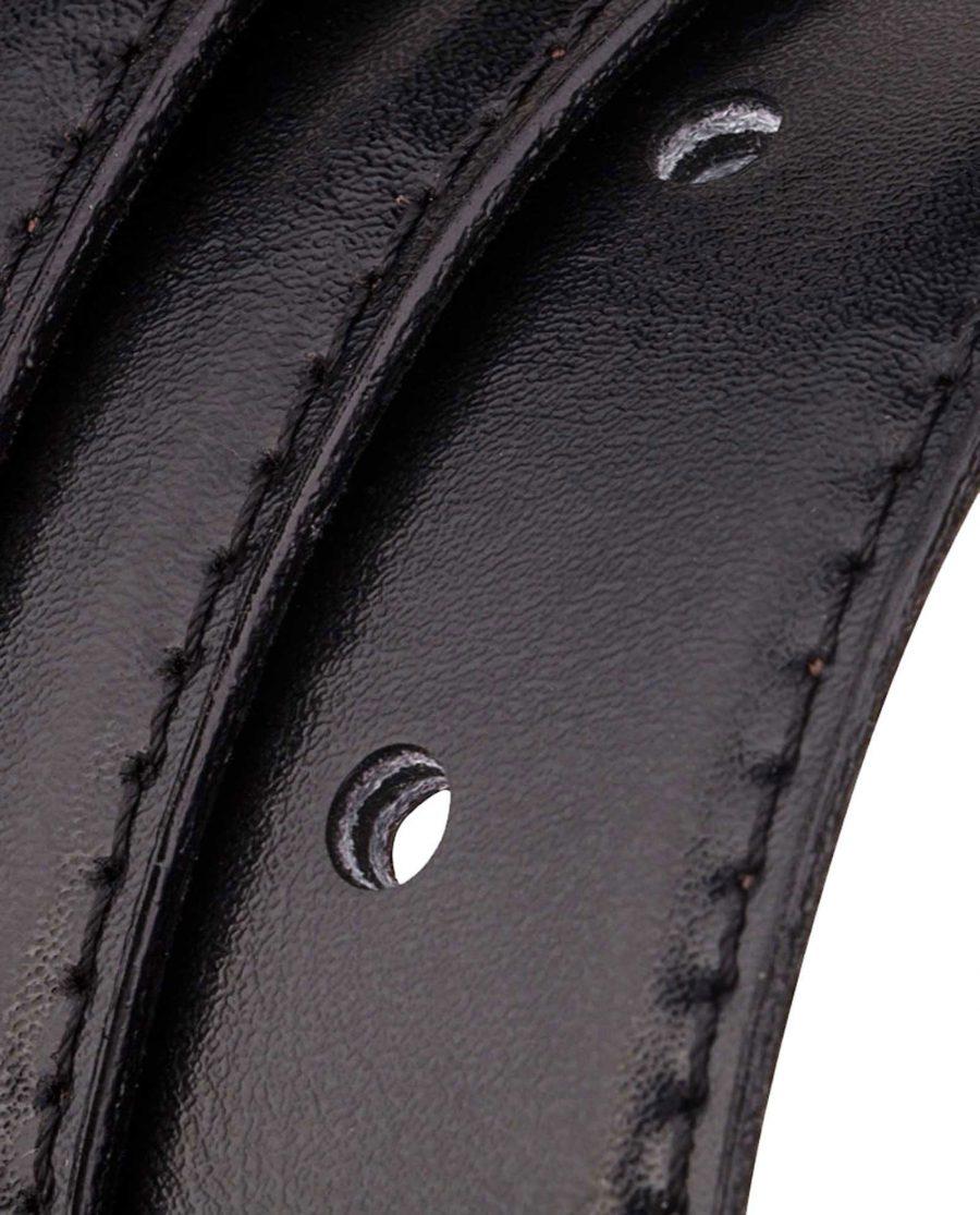 Reversible-Belt-Strap-Black-Brown-Rolled-Strap