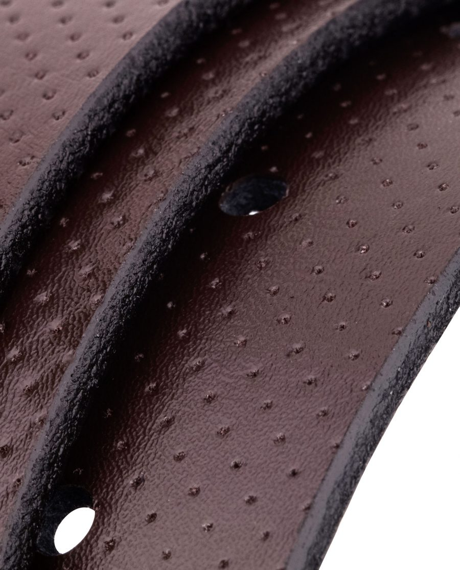 Reversible-Leather-Belt-Perforated-Rolled-strap