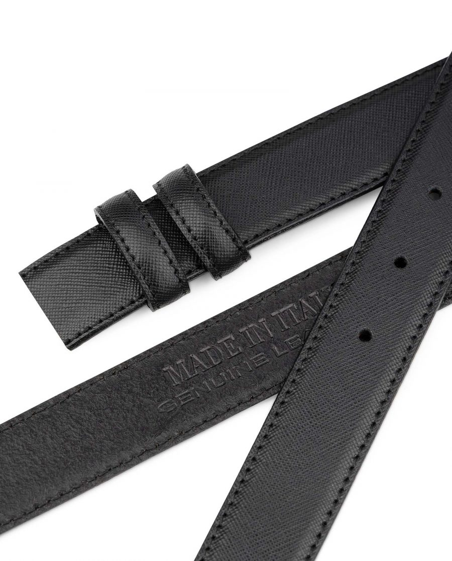 Saffiano-Leather-30-mm-Replacement-Belt-Strap-by-Capo-Pelle-Made-in-Italy