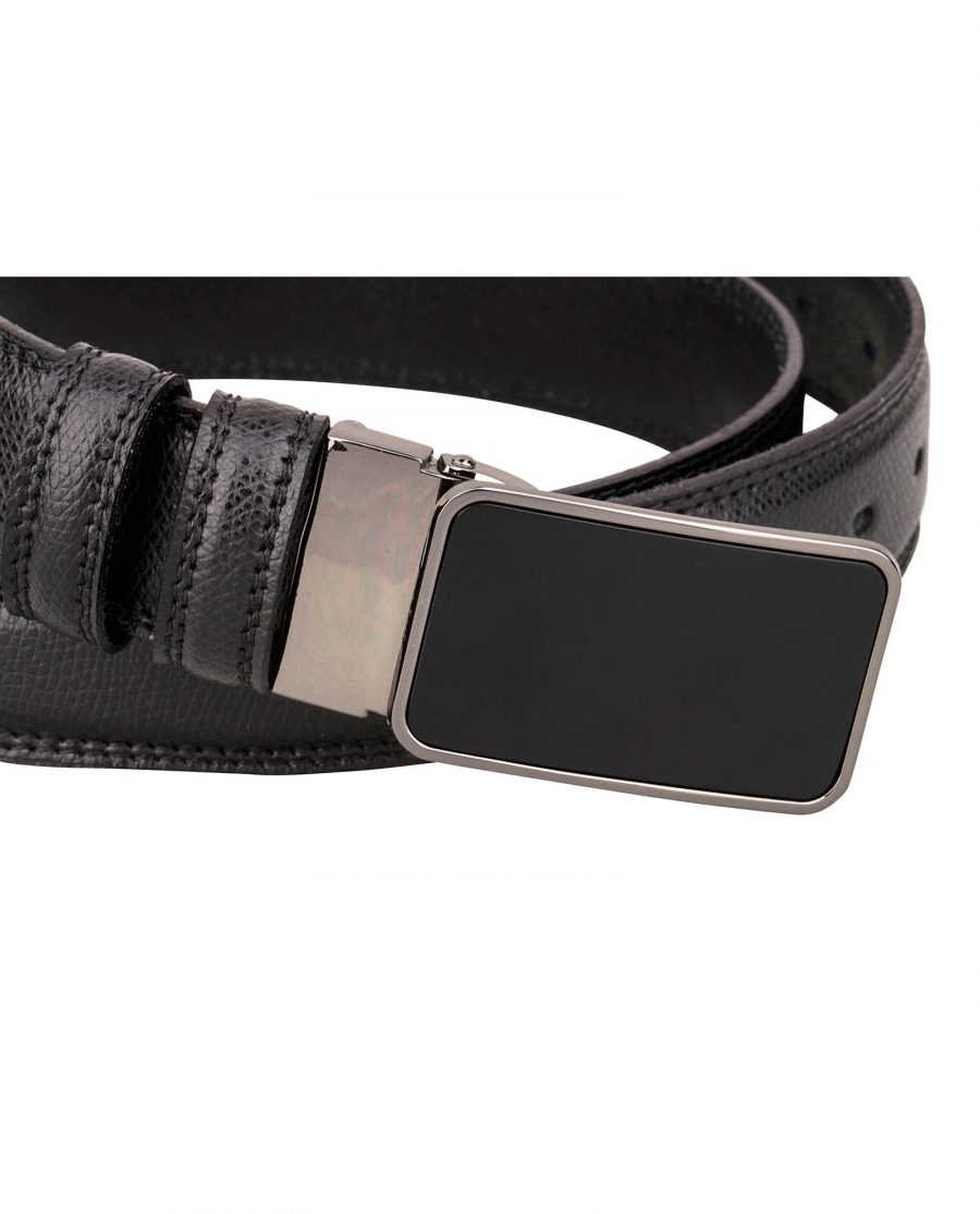 Saffiano-Mens-Leather-Belt-Buckle-close-image
