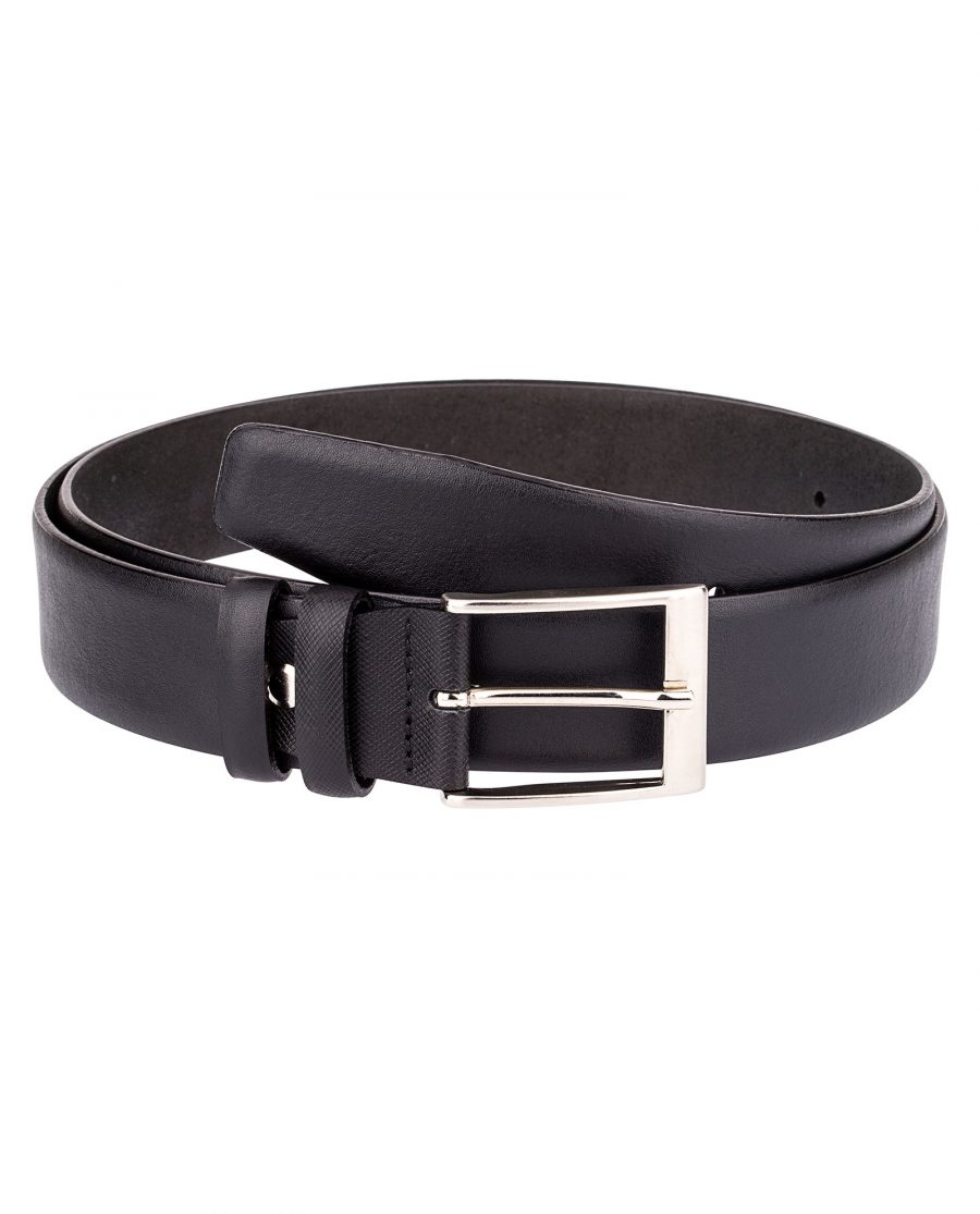 Smooth-Saffiano-Leather-Belt-First-picture