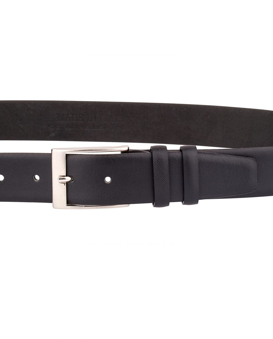Smooth-Saffiano-Leather-Belt-On-pants