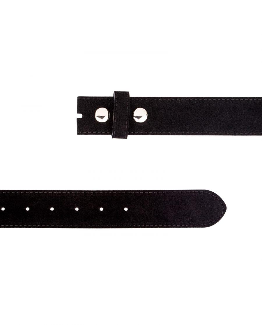 Snap-on-belt-strap-suede-black-end