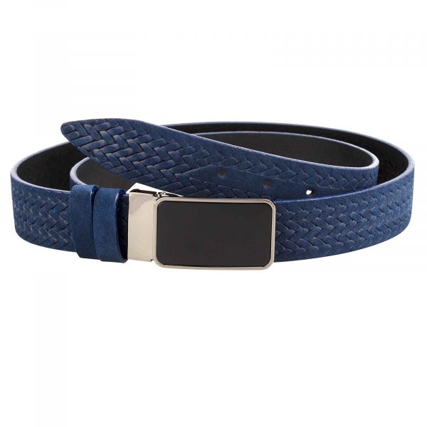 Suede-Mens-Braided-Belt-Main-image