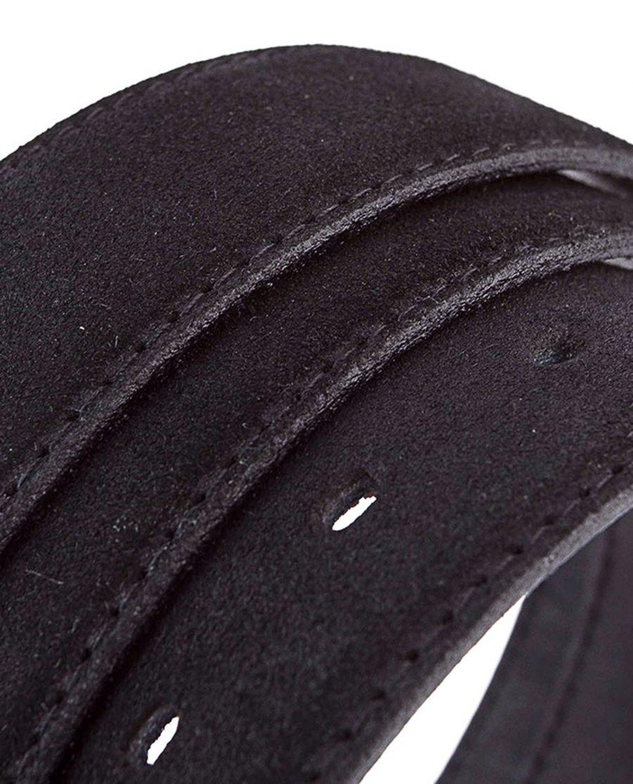 Suede-belt-strap-black-rolled