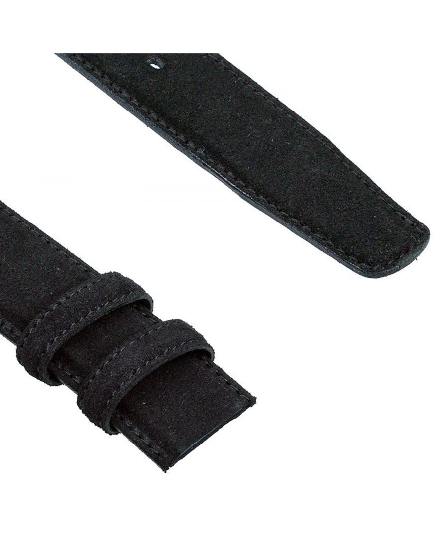 Suede-belt-strap-cut-end