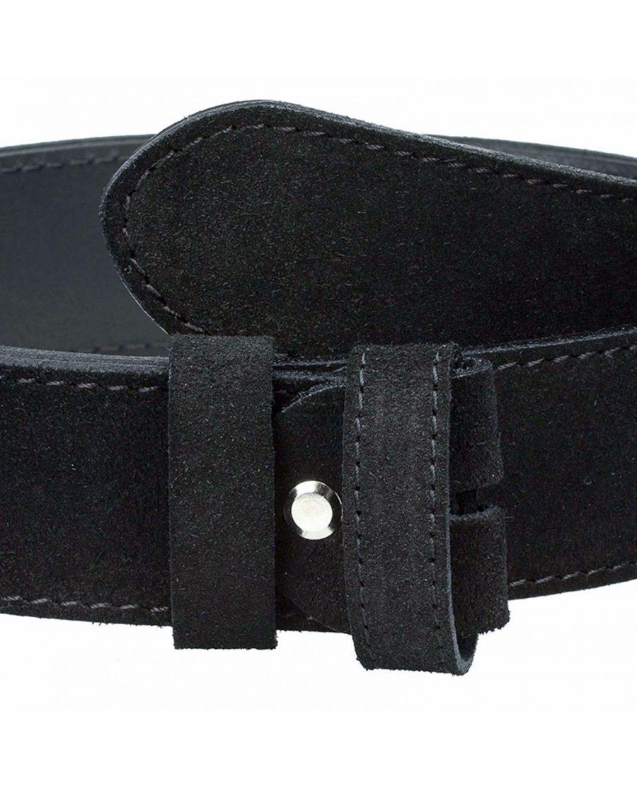 Suede-belt-strap-wide-black-buckle