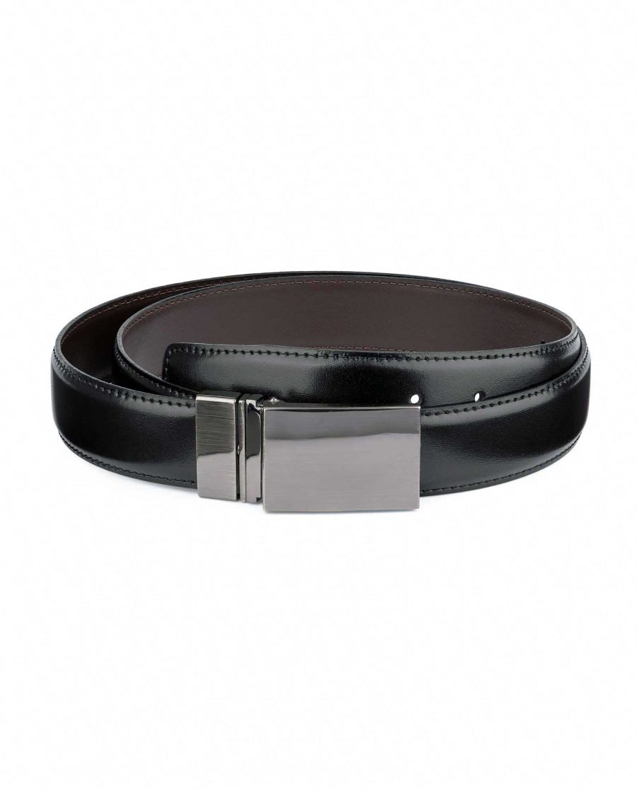 Swivel-Buckle-Two-Sided-Leather-Belt-Capo-Pelle-Main-picture