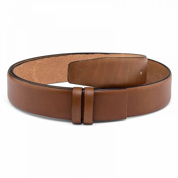 Tan-Leather-Belt-Strap-30-mm-Main-image