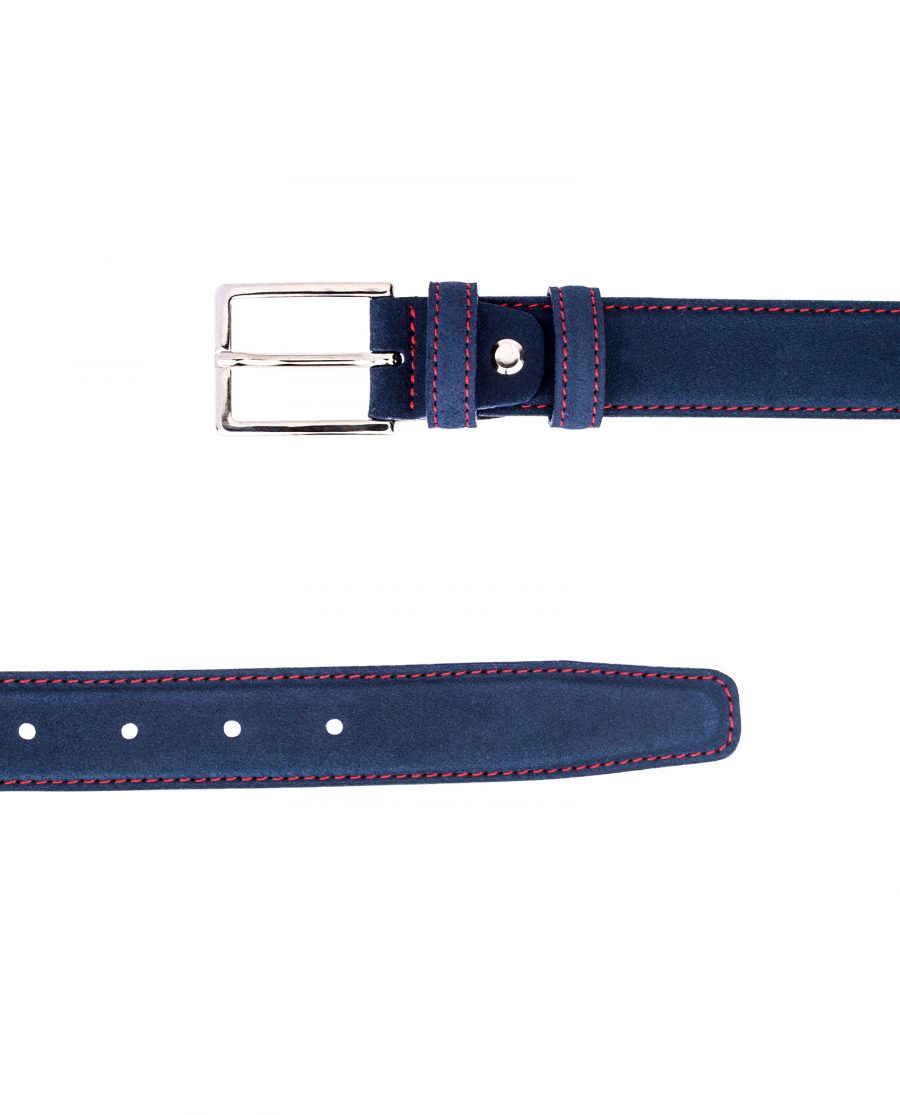 Thin-Blue-Suede-Belt-Both-ends