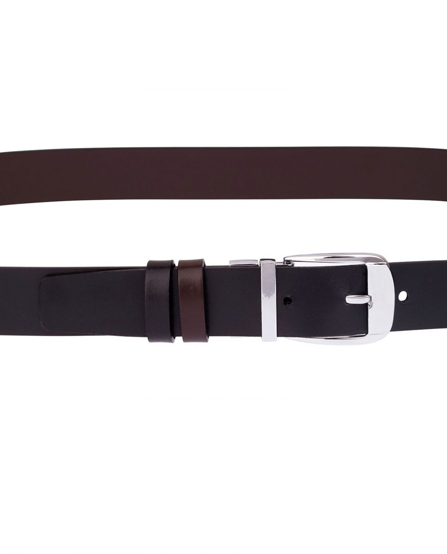 Thin-Reversible-Belt-Black-Brown-On-trousers