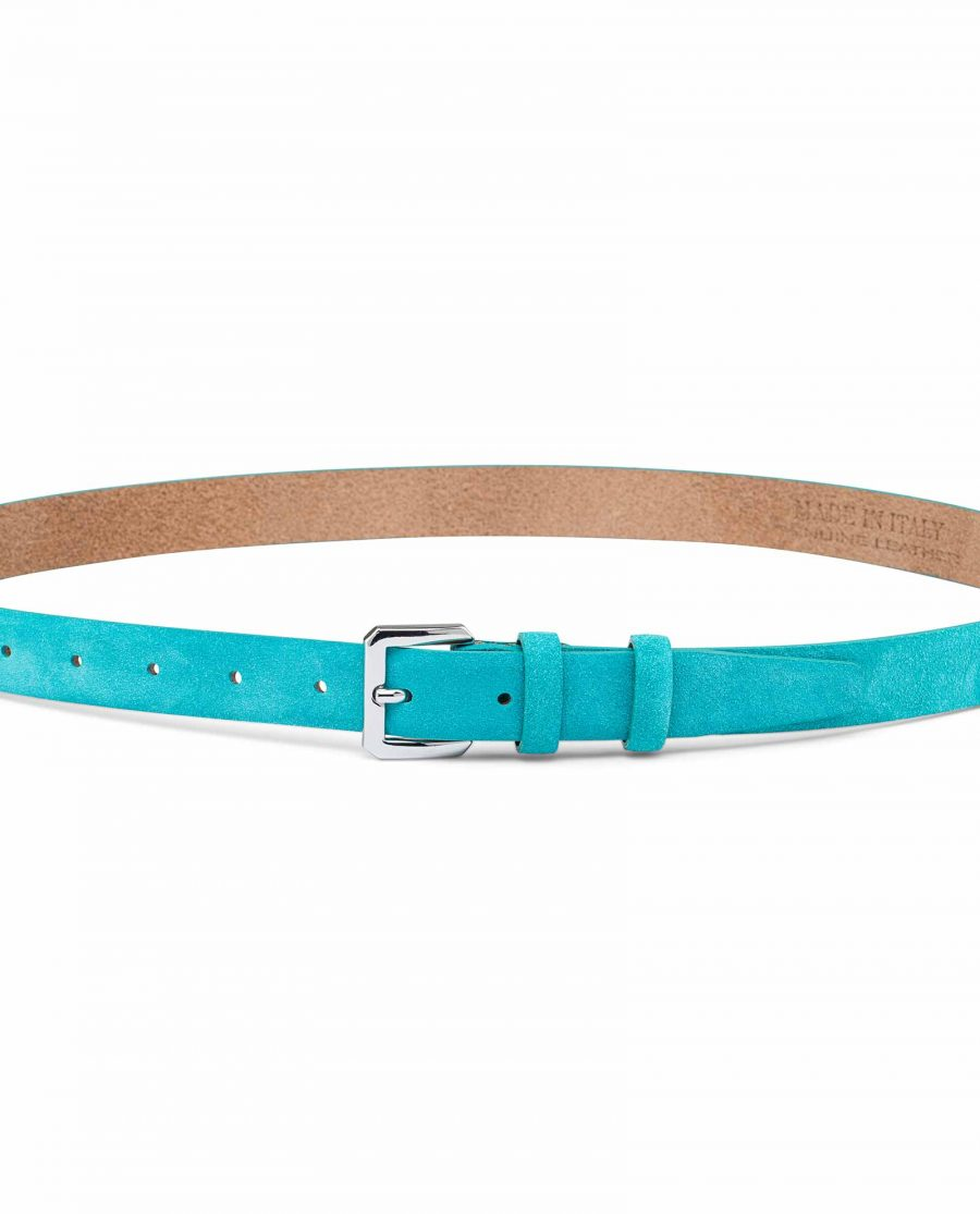 Turquoise-Belt-For-Dress-On-waist