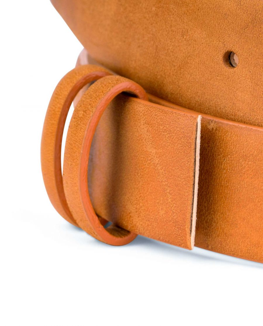 Vegetable-Tanned-Leather-Belt-Strap-Replacement-Loops