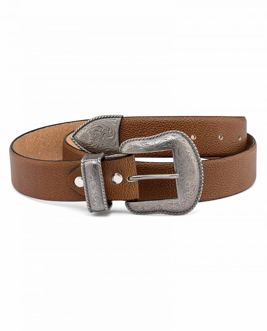 Western-Leather-Casual-Belt-Main-picture
