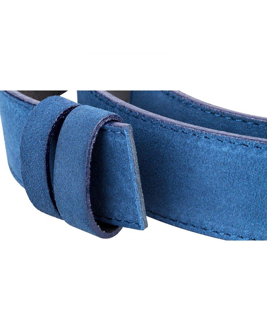 Wide-Blue-Suede-Strap-Buckle-mount