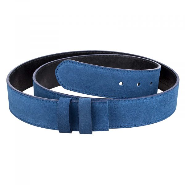 Wide-Blue-Suede-Strap-Main-Image