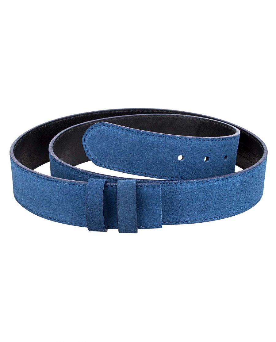 Wide-Blue-Suede-Strap-Main-Image