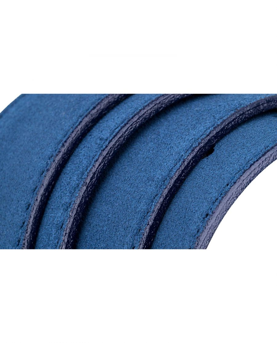 Wide-Blue-Suede-Strap-Rolled-strap