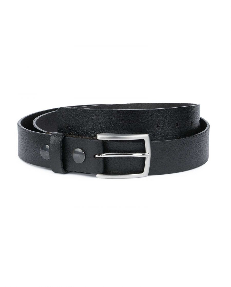 Belt-With-Removable-Buckle-Italian-Leather-Capo-Pelle