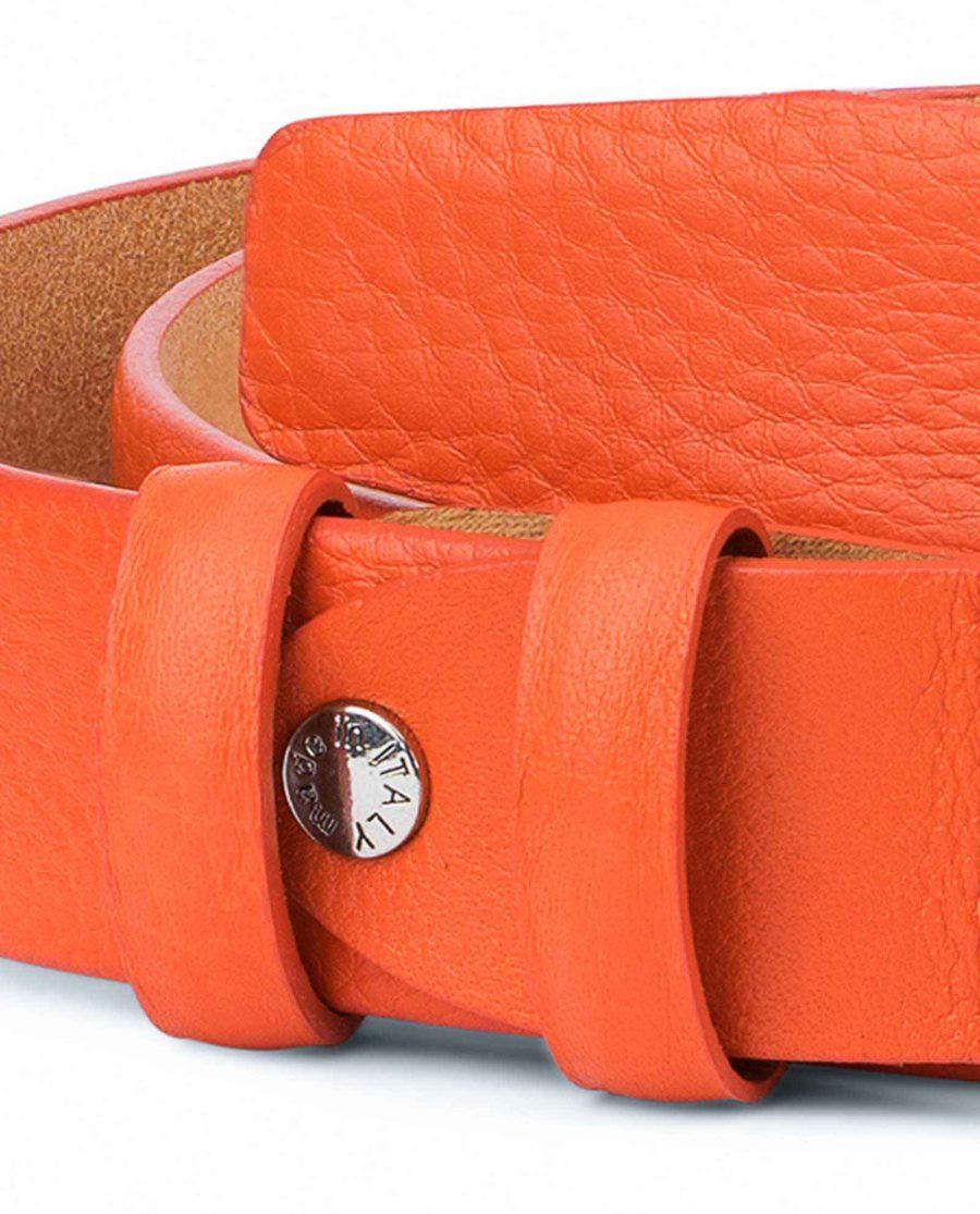 Orange-Leather-Belt-Soft-and-Luxury-Italian-quality