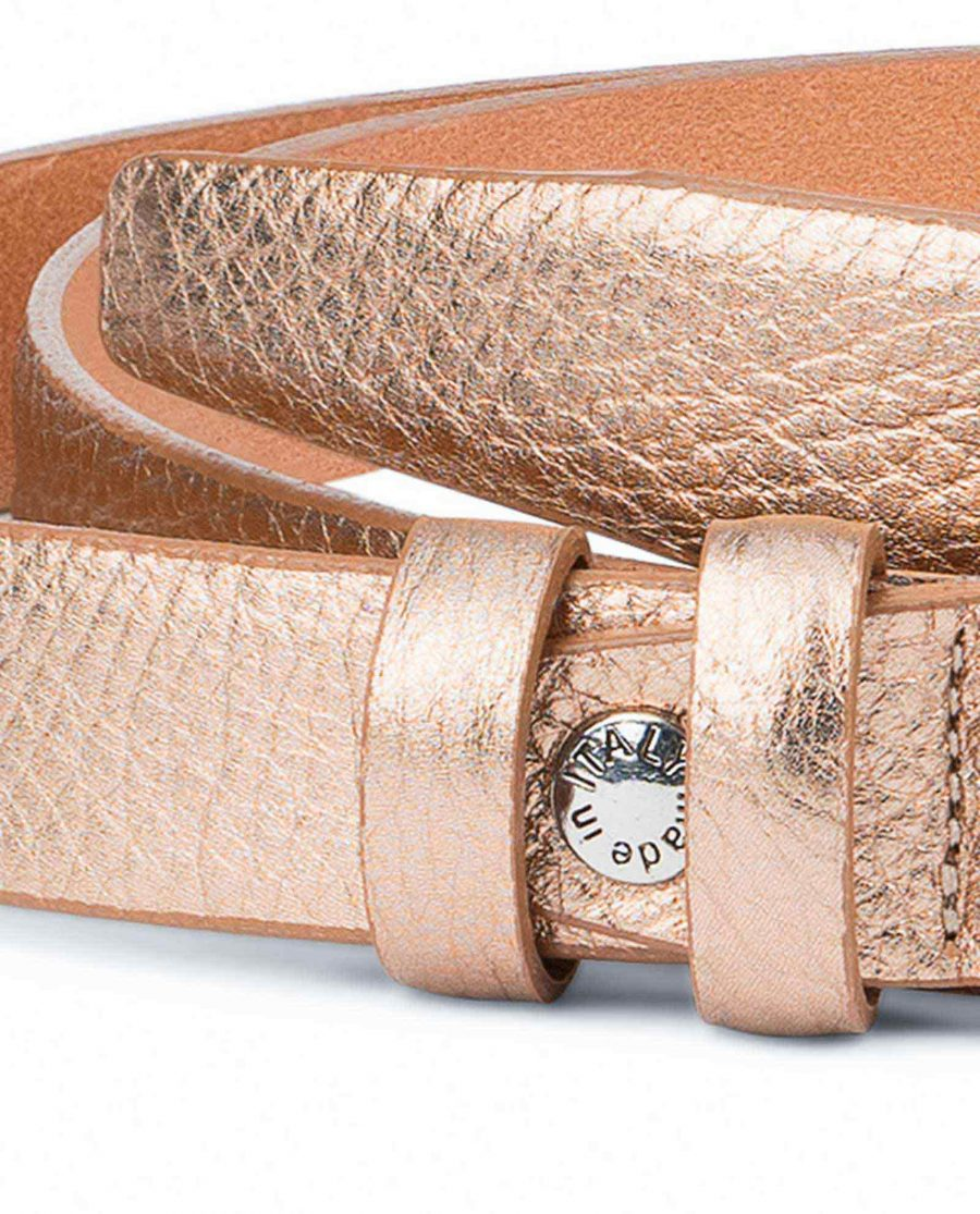 Wedding-Dress-Belt-Rose-Gold-Thin-1-inch-Luxury-quality
