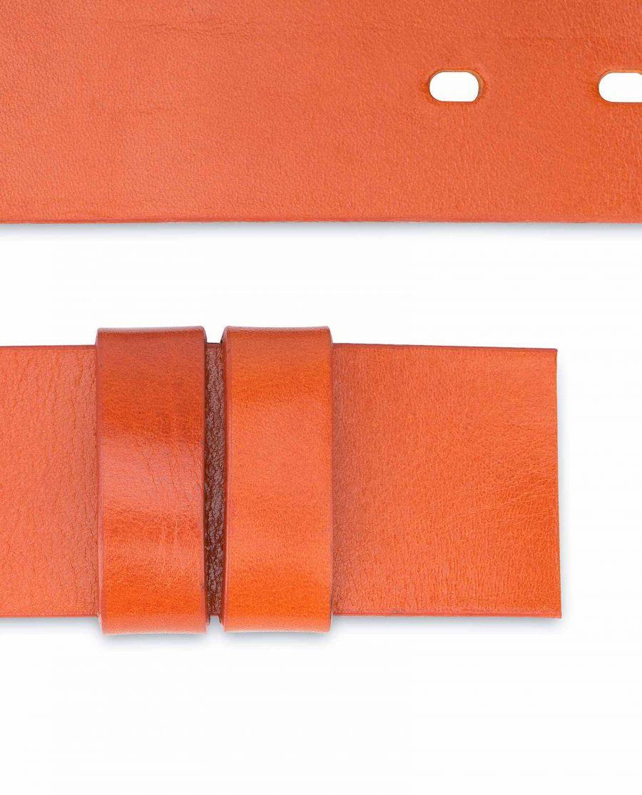 Wide-Belt-No-Buckle-Brown-Veg-Tan-Leather-Loops